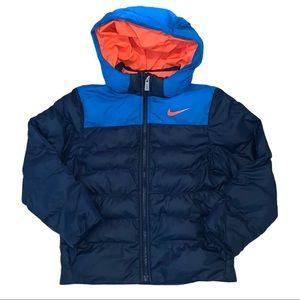 Nike Puffer lightweight Jacket Boys medium